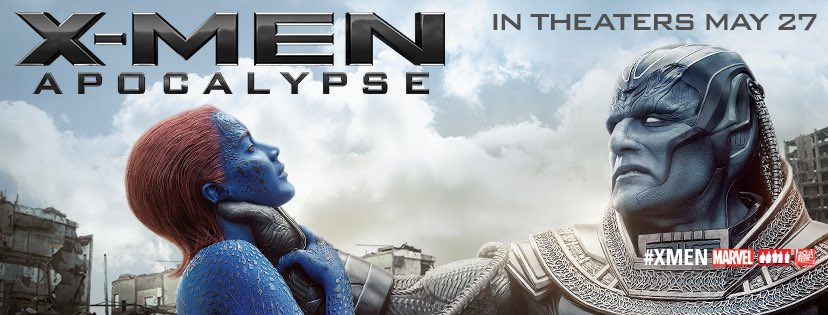 Fox apologises for X-Men billboards showing Jennifer Lawrence being strangled