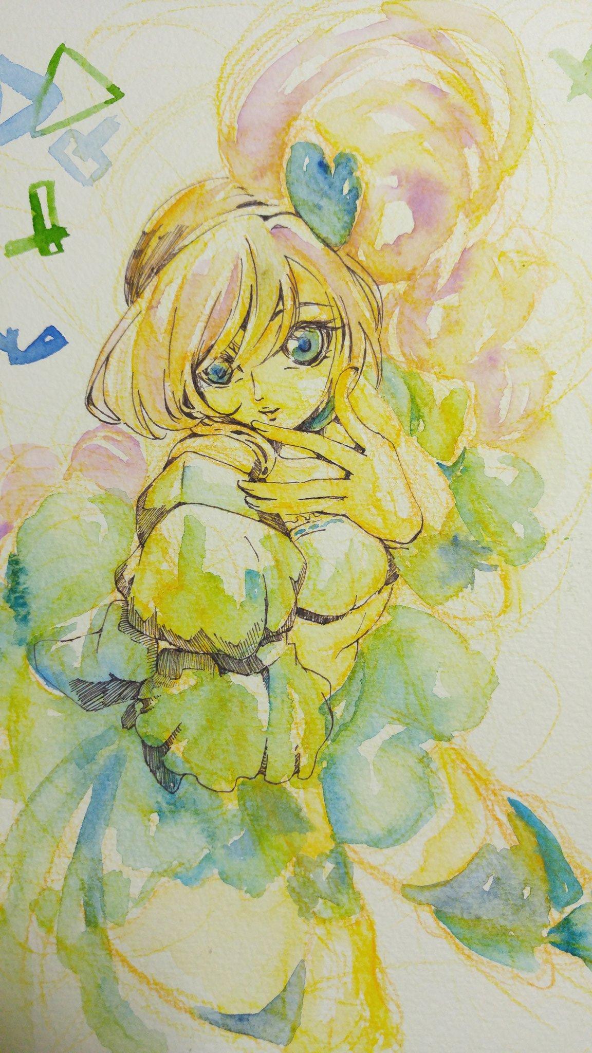 吾味蟲@低浮上 (@g_mi_)さんのイラスト