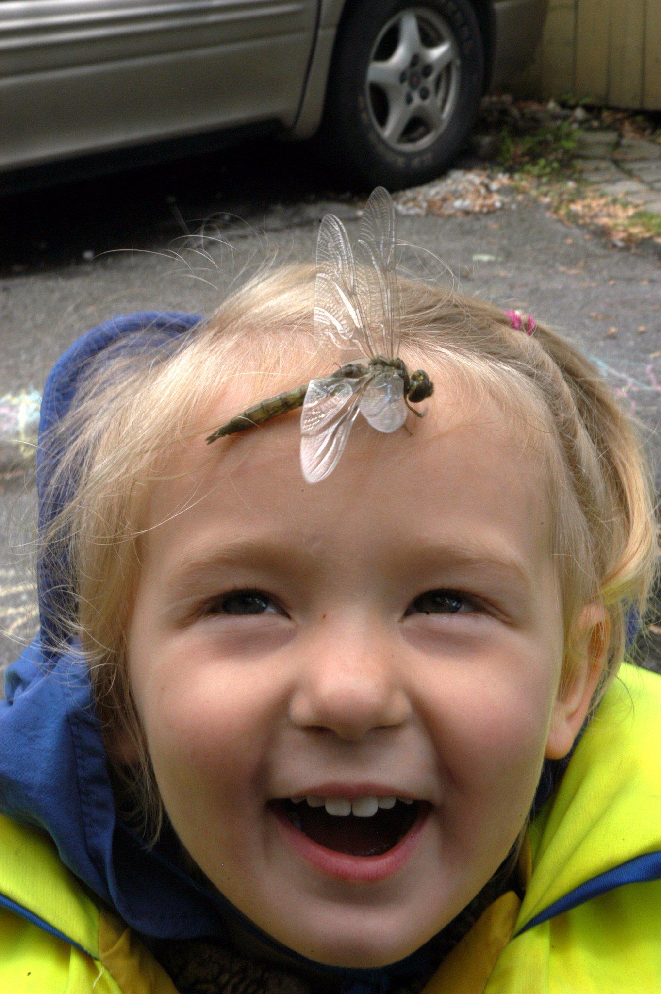 Thumbnail for Kids love nature