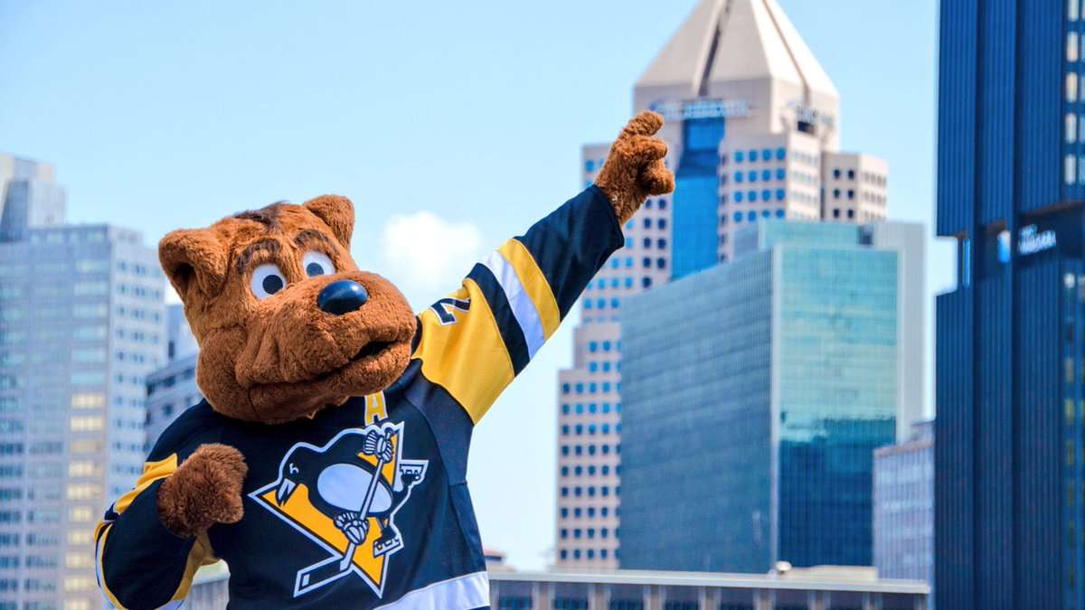Hey, @penguins! The whole city is behind you tonight. Good luck, bring the series back to the Burgh! #BurghProud