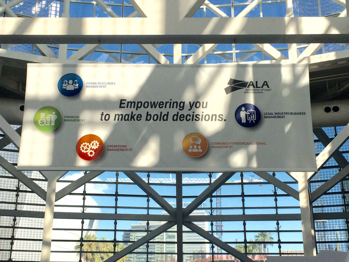#Empowered @ALABuzz at @ConventionLA #bizlaw16 https://t.co/IZcJRJbsCs