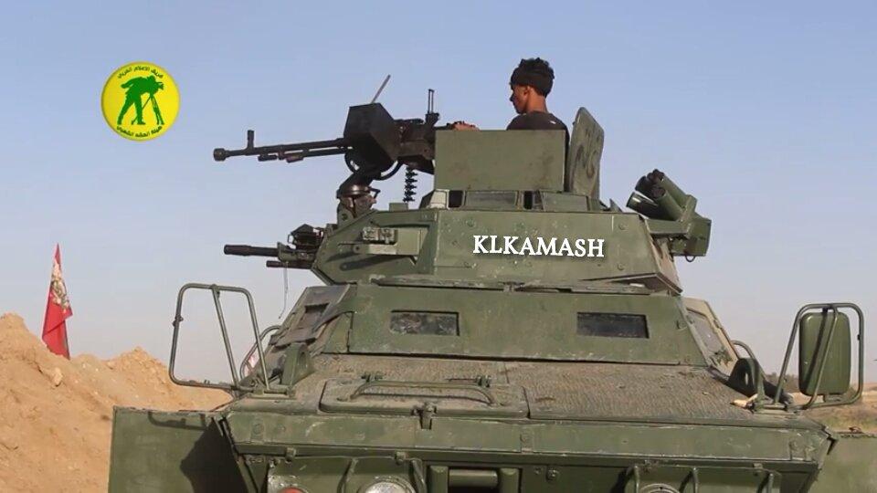 العراق يشتري مدرعات Commando Select من شركة Textron الامريكيه  CjPUMQAWgAAfjVP