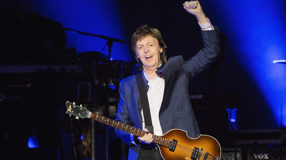 Paul McCartney is stepping into virtual reality for his new album