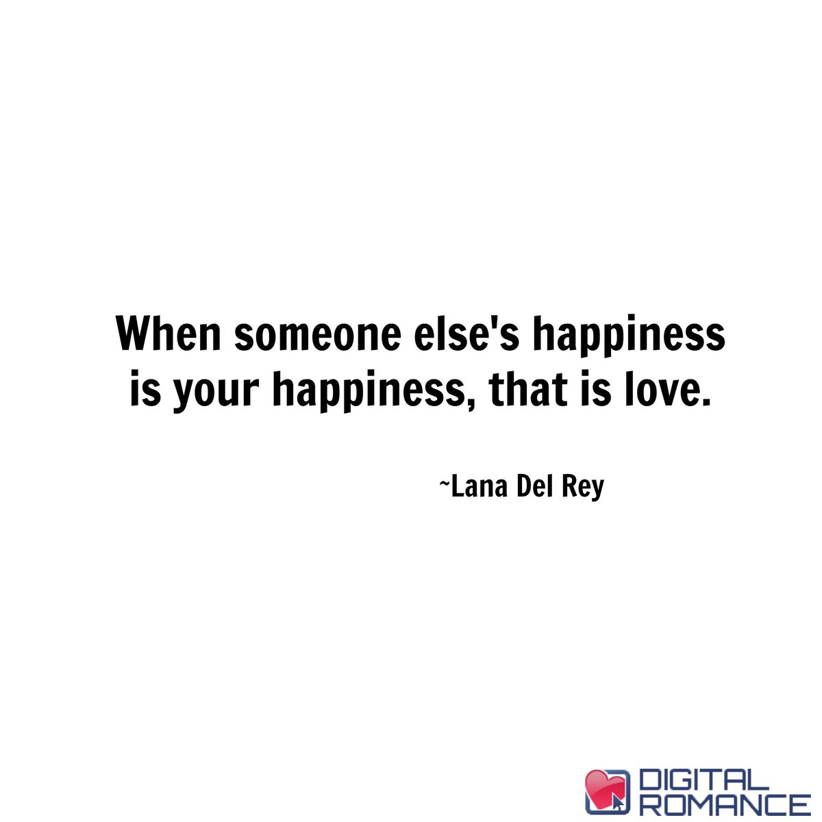 digital r ce inc on when someone else s happiness is