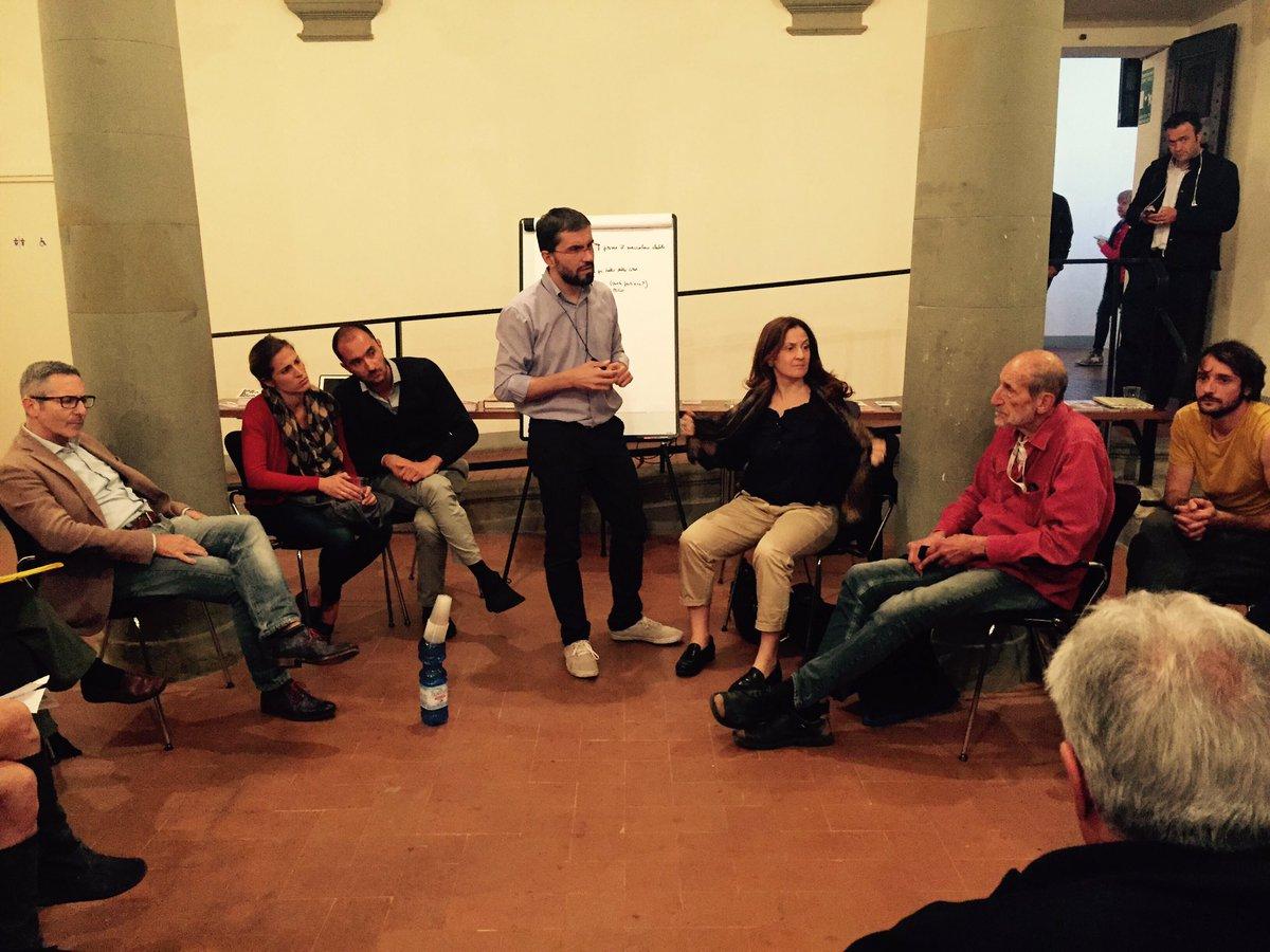 """""""La #loggia del pesce di piazza #ciompi è un palcoscenico culturale"""": come valorizzarla? #maratonaascolto @comunefi https://t.co/mjHHM6RYWs"""