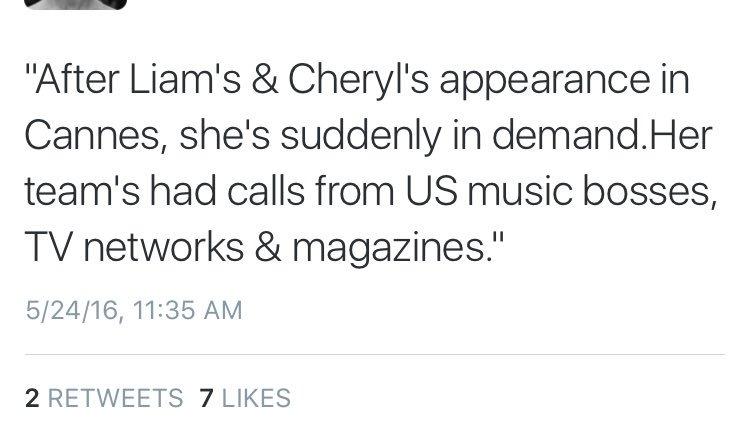 """Cheryl Cole >> single """"Let You""""  CjPgOjjUkAEX4i2"""