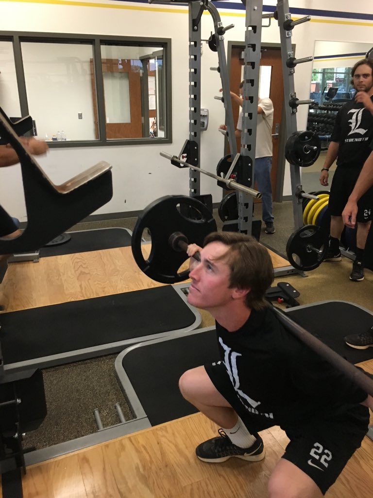 Lander Baseball On Twitter Win A Regional Monday Crush The Weight Room Tuesday Tco VoxqkPpYPD