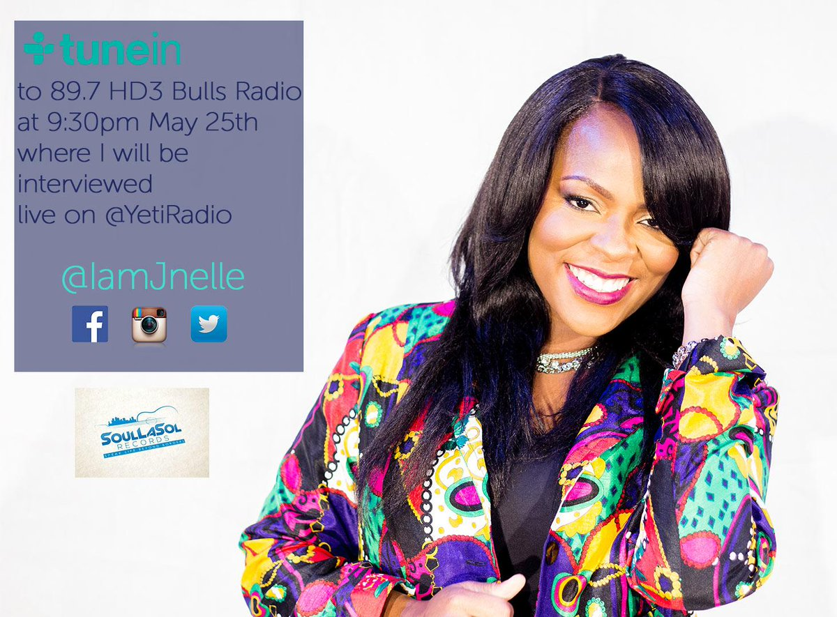 Tune In Tomorrow! #YetiRadio 9:30pm Download TuneIn App #Excited #love #SoullaSol #music #dope #interview https://t.co/Itv3iF5iay