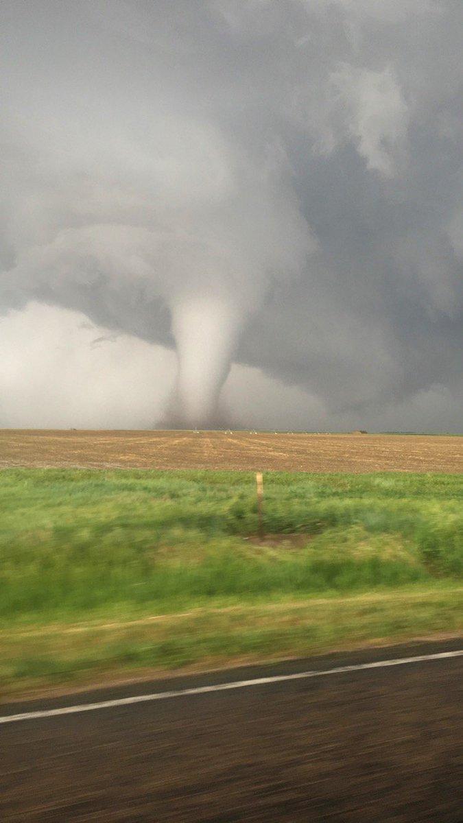 Tornado At Minneola Ks U S Interactive News Map