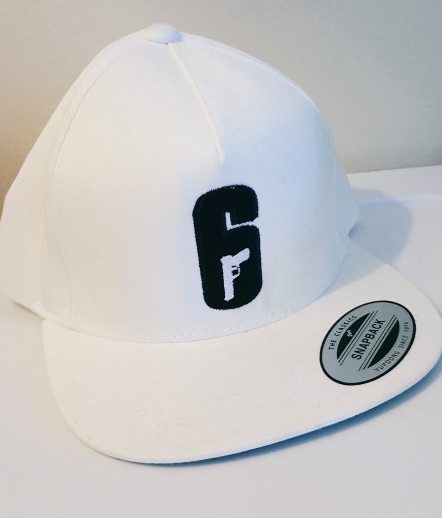 Want to win the incredibly coveted Rainbow Six Siege white snapback? We are giving one away! RT for a chance to win! https://t.co/iLwUeIZwGR