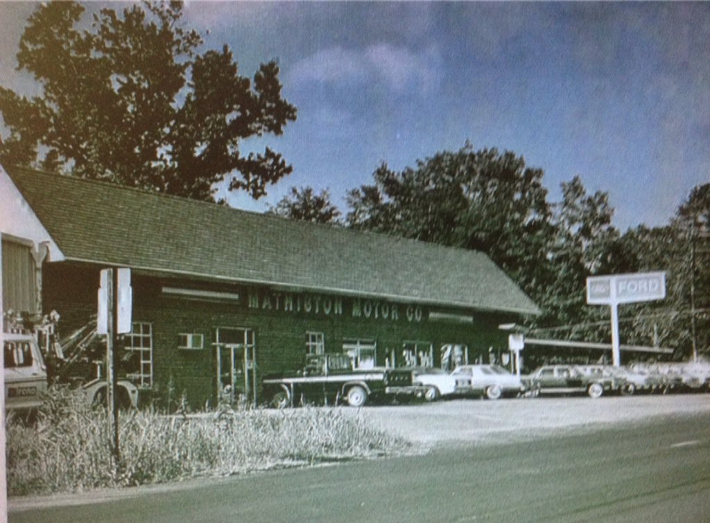 Ford Dealerships In Mississippi >> Town Of Mathiston On Twitter Mathiston Motor Company Was