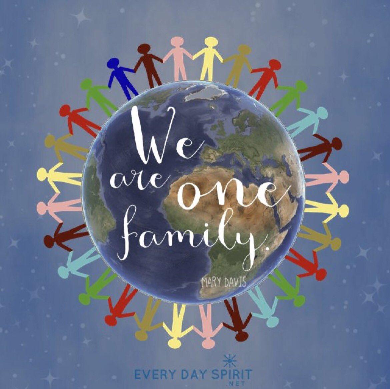 One #world One #love One #joy One #universe One #peace One #family!  #JoyTrain >http://joytrain.org/how-to         #MentalHealth #Mindfulness #GoldenHearts #IAM #StarFishClub #kjoys00 #TuesdayMorning #TuesdayThoughts #TuesdayMotivation RT @EveryDaySpirit1