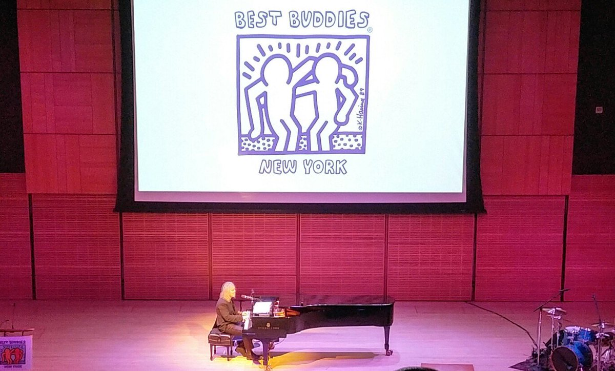 .@dbdavidbryan at the Best Buddies NY Concert. #bonjovi #davidbryan #bestbuddiesnyconcert #zankelhall https://t.co/nm8pnMjINl