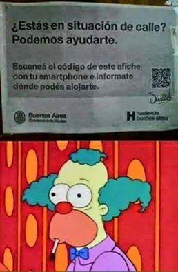 Los Simpsons y Macri