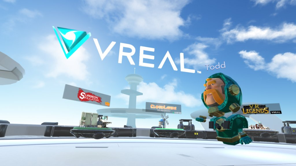 Virtual Reality Gets Its Own Twitch: VREAL Is World's First VR Live Streaming Platform