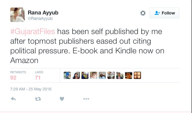 Haha. Every other anti-Modi rant published by every major publisher. Even publishers realised this is total bullshit https://t.co/ukBOpRxStH