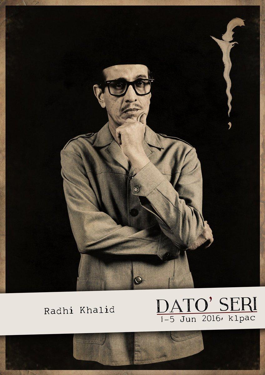 """Apakah cukup air di lautan, nak hilangkan dosa di tangan?""  Radhi Khalid mahukan semua dalam Dato' Seri! #gilakuasa https://t.co/FNfNwfgasA"