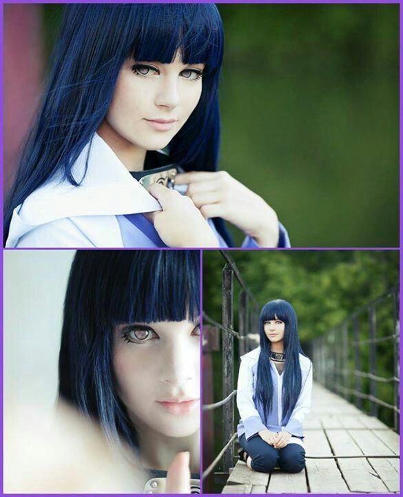 Anime Eye Makeup Eyes Art Redsom This Will Forever Be The Best Hinata Cosplay