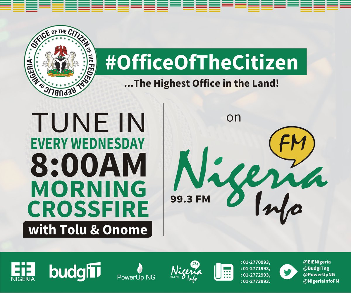 Thumbnail for #OfficeOfTheCitizen: The Power of Citizens' Engagement - The Mende Story