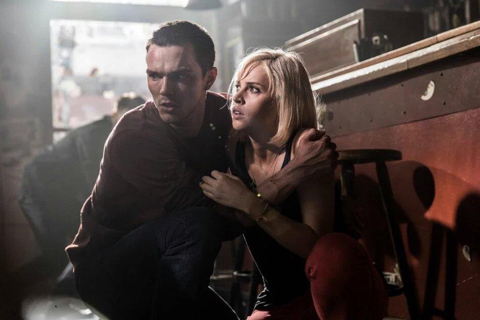 Collide Trailer Featuring Nicholas Hoult & Felicity Jones 1