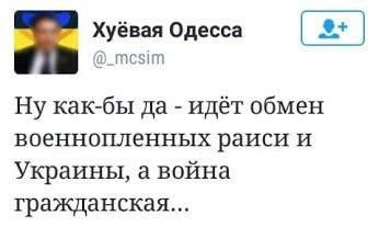 Порошенко анонсировал освобождение украинских заложников в РФ Солошенко и Афанасьева: Ожидаем прогресса через 3-4 недели - Цензор.НЕТ 2003