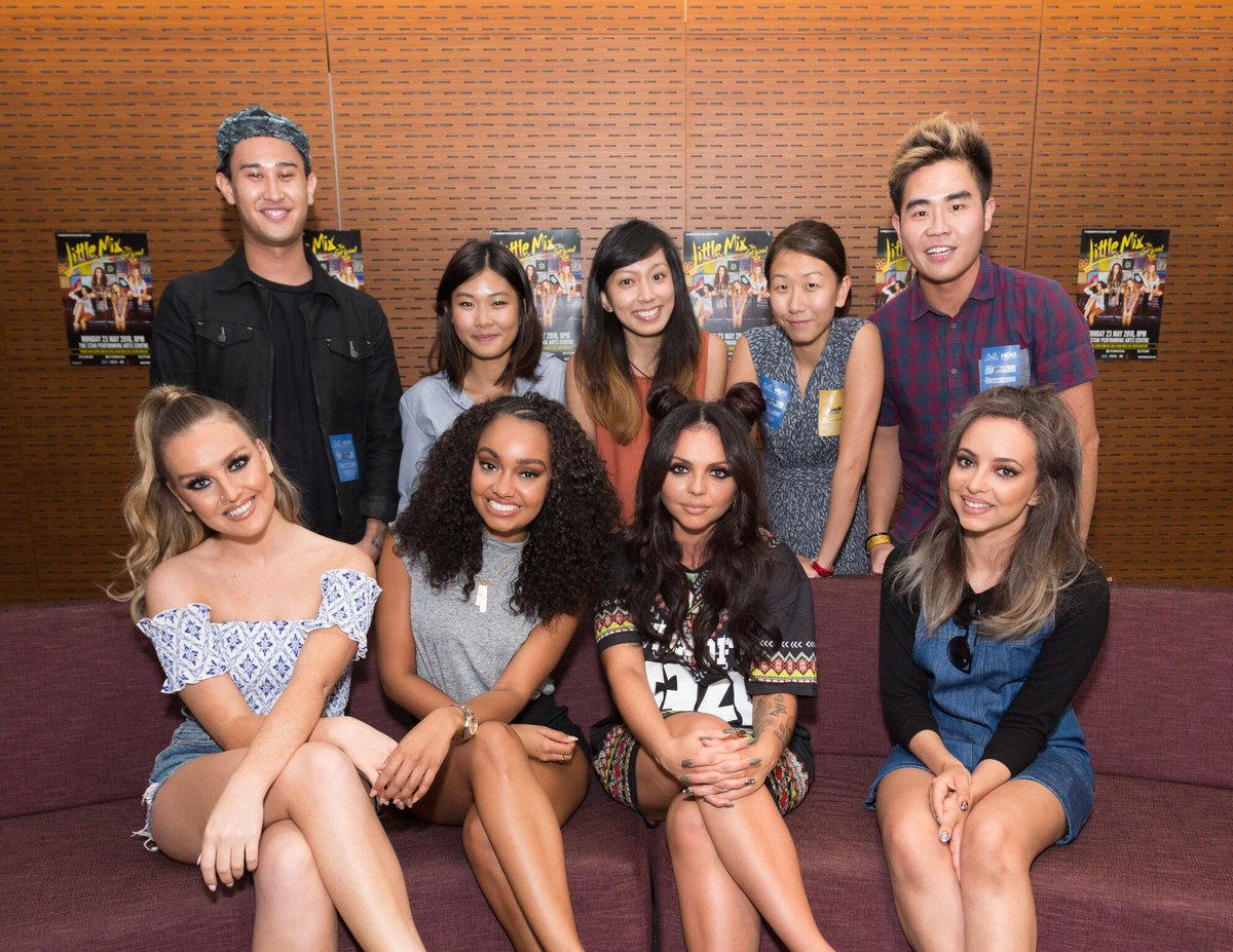 Little Mix Singapore On Twitter Little Mix Meet And Greet In