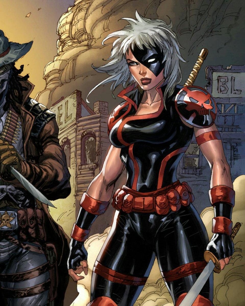 Rosewilson Ravager Dccomics Dc Tylerkirkham Deathstroke Comics Comicart Comicbookspictwitter W2QbSj3zFV