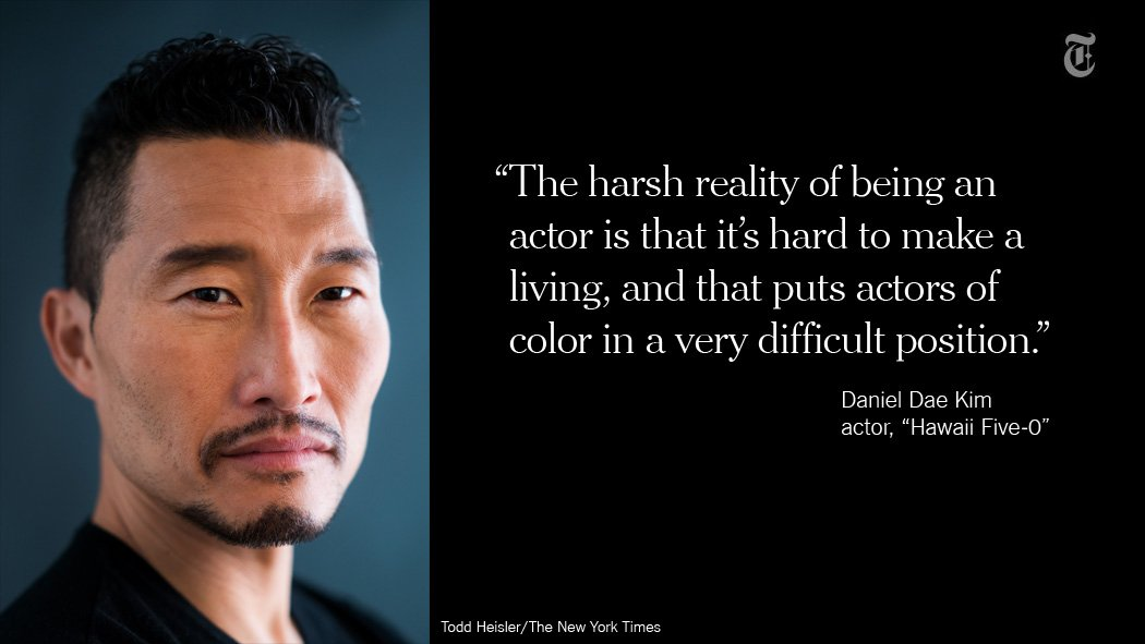 Asian-American actors are fighting for visibility. They will not be ignored. https://t.co/MDN66HrVIW