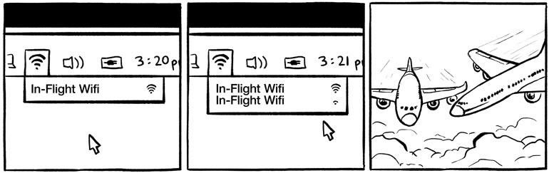 If they are close, they can see you on TCAS. If they are REALLY close, they can see you on WiFi. #aviation https://t.co/sYBzSDbgCB
