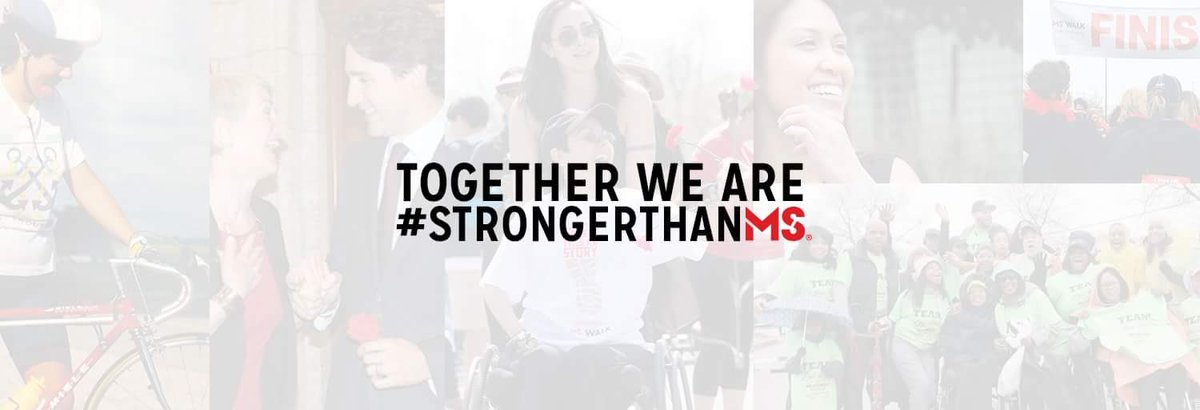 Today is World MS Day. Share how you are #strongerthanMS ❤️ #TeamFight https://t.co/QQ3kGe0Aa2