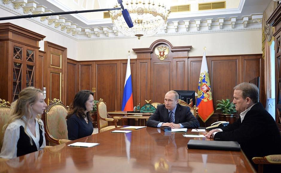 До конца мая мы ожидаем позитивных новостей относительно еще двоих украинских политических заложников, - Геращенко - Цензор.НЕТ 6064