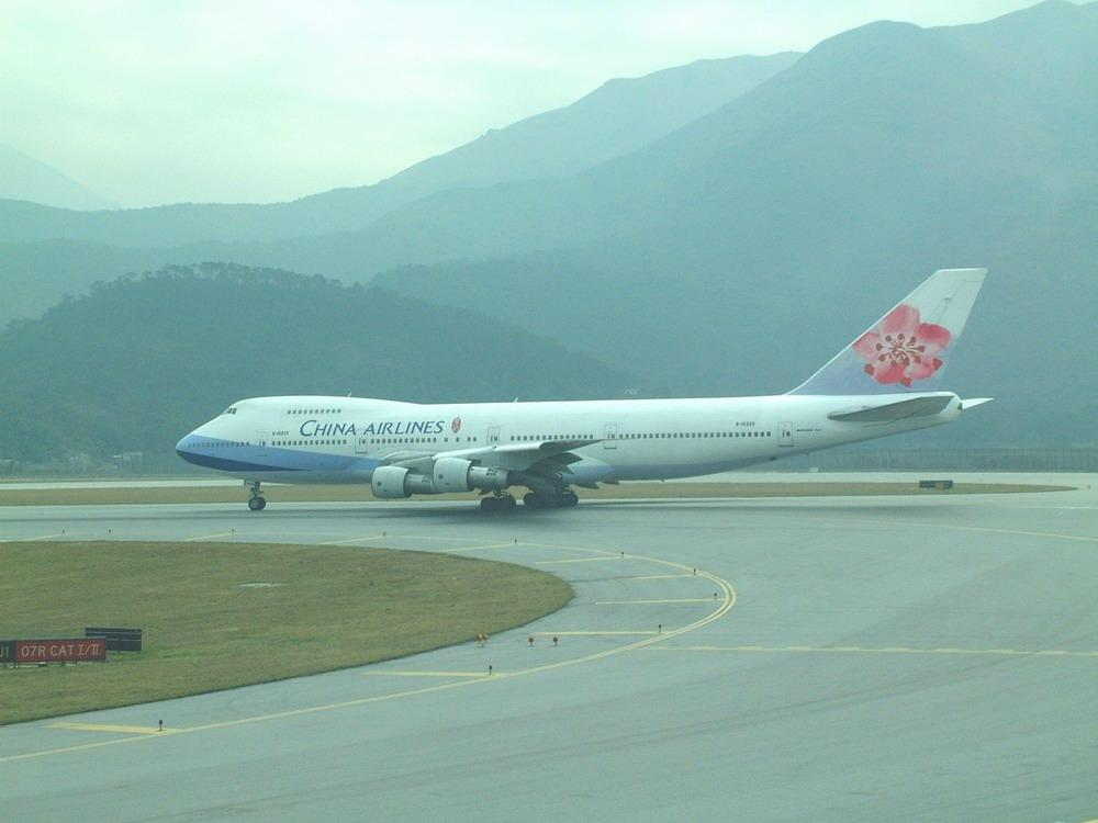 china airlines flight 611