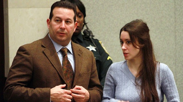 Defense Attorney admits Casey Anthony killed her daughter, says PI in new court documents
