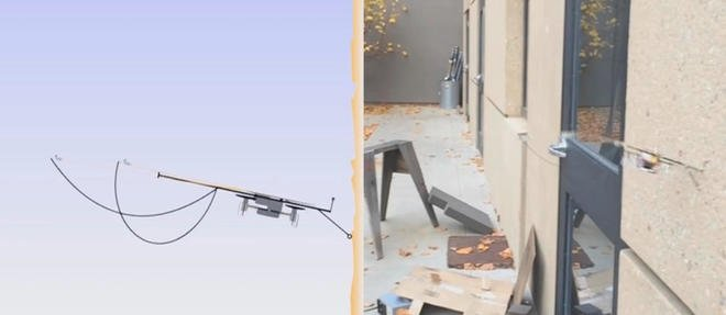 avis drone sg700