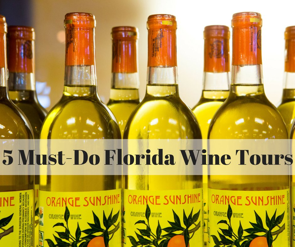 Clearwater Fl Wine Tours