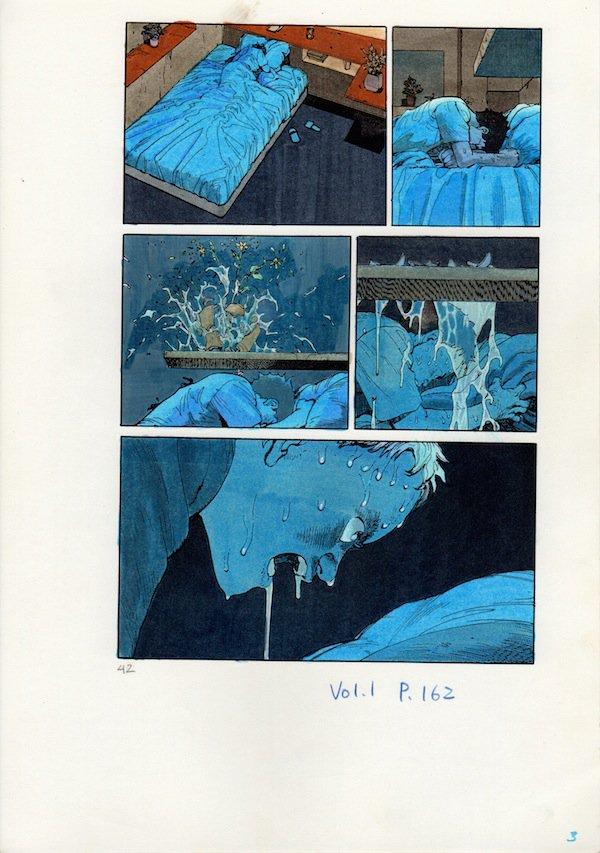 [拡散希望]明日未明の4時、大友克洋先生の「アキラ」のカラーガイドがFelix Comic Artにて販売されます!1988年にマーヴェルから発売された英語版の「原画」のようなものです。https://t.co/H9b7LYQceA https://t.co/h7hZD6fezM