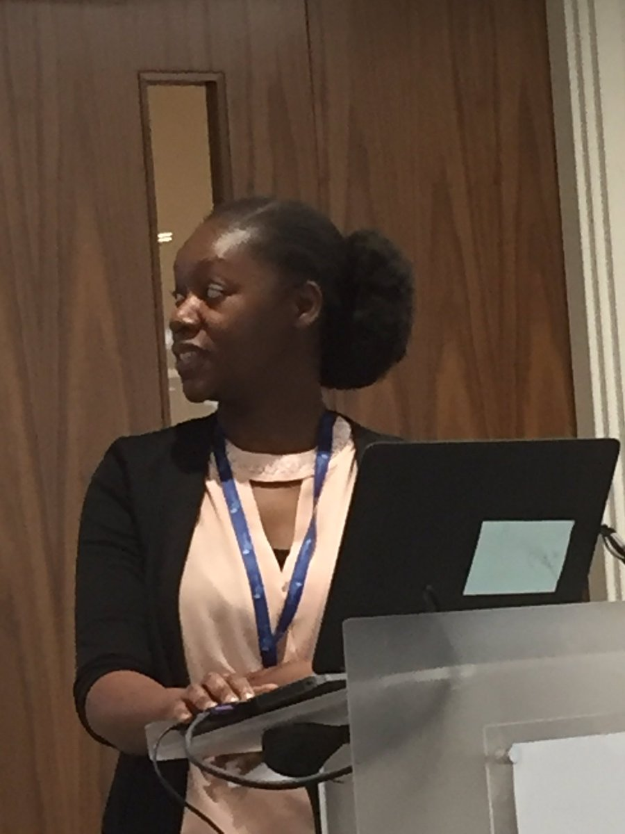 Esnath Margola @Esnat7 describes research supporting early career pharmacists to improve their practice @PharmResUK https://t.co/aI7SOH9PZ2