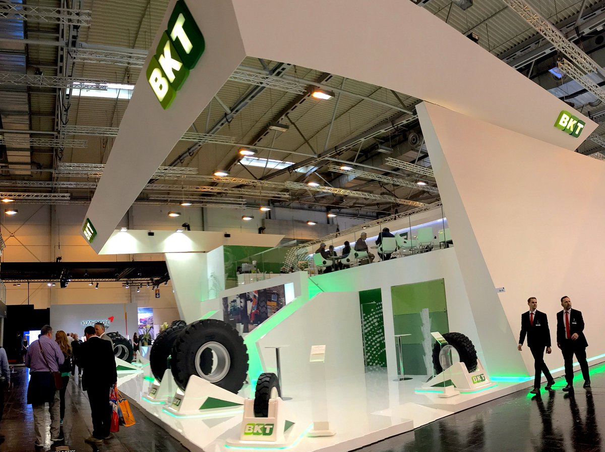 BKT at #Reifen2016 to showcase its lineup of agricultural, industrial and OTR #tires || #Reifen Hall 3.0 Stand 3B40 https://t.co/wWegHQVPSj