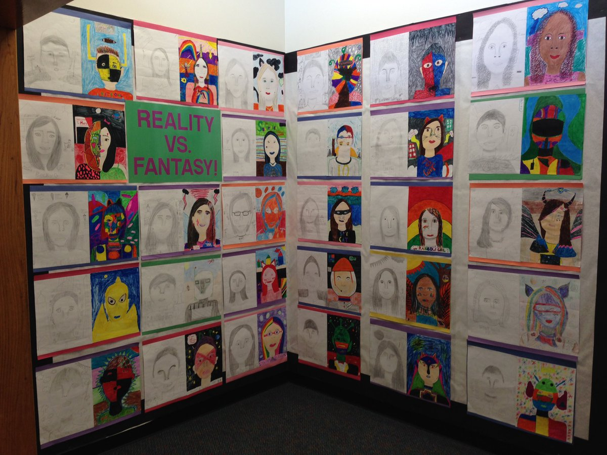 RT <a target='_blank' href='http://twitter.com/MsMuscarellaArt'>@MsMuscarellaArt</a>: GR4 Realistic vs Fantasy Self-portraits...they did an incredible  job! <a target='_blank' href='http://twitter.com/AbingdonGIFT'>@AbingdonGIFT</a> <a target='_blank' href='http://twitter.com/APSArts'>@APSArts</a> <a target='_blank' href='https://t.co/ezWrGyhmlX'>https://t.co/ezWrGyhmlX</a>
