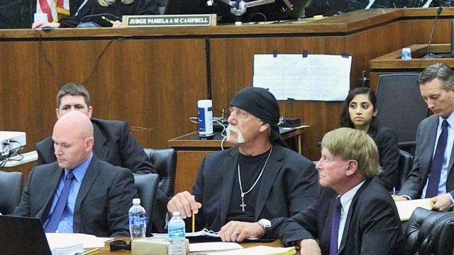 WATCH LIVE: Hogan and Gawker back in court