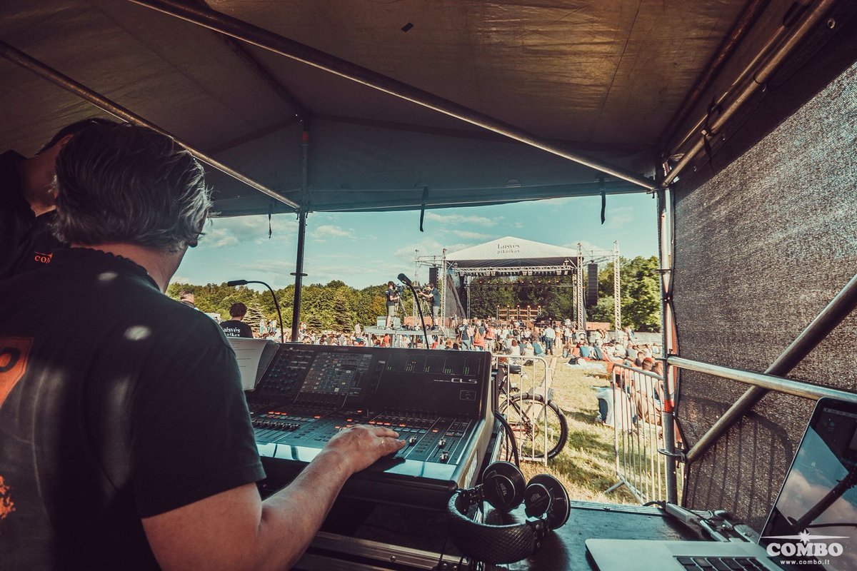 Some people call it summer. We call it outdoor concert season. @YamahaCommAudio @combo https://t.co/V6qWF8N8nE