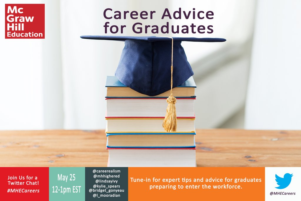 Thumbnail for #MHECareers: Career Advice for Graduates