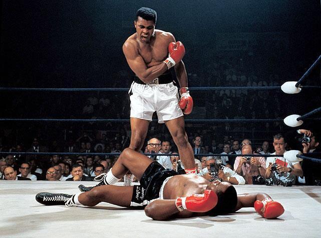 Мухаммед Алі, Кассій Марселло Клей, Muhammad Ali, бокс, чемпіон світу, boxing,