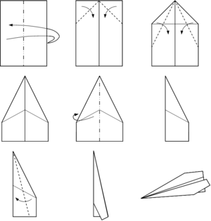 Technique de pliage d'avions en papier https://t.co/T9CGLFgd7f https://t.co/o3bp4WEqC5
