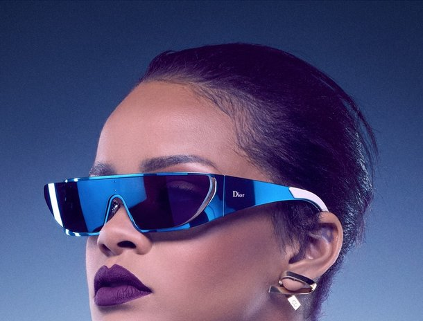 4dd9d731ac6 rihanna teams up with dior for sunglass collection just in time for summer