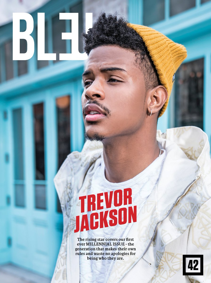 Issue 42 Cover Story On Trevor Jackson – BORN FOR THIS https://t.co/EqhusqUSQI https://t.co/FC92h5iuPW