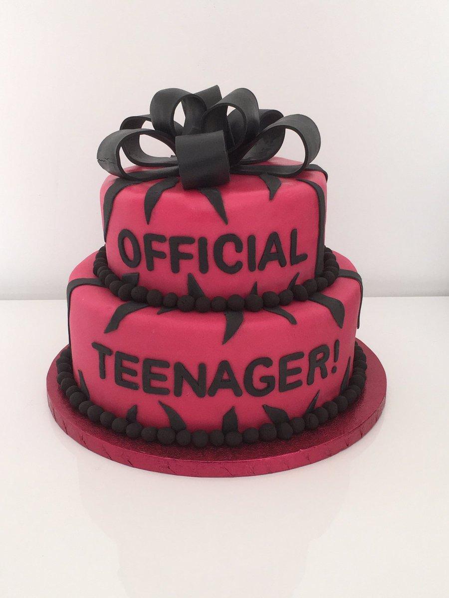 Peachy Dreams Of Cake On Twitter Teenagers Birthday Cake Design Personalised Birthday Cards Vishlily Jamesorg