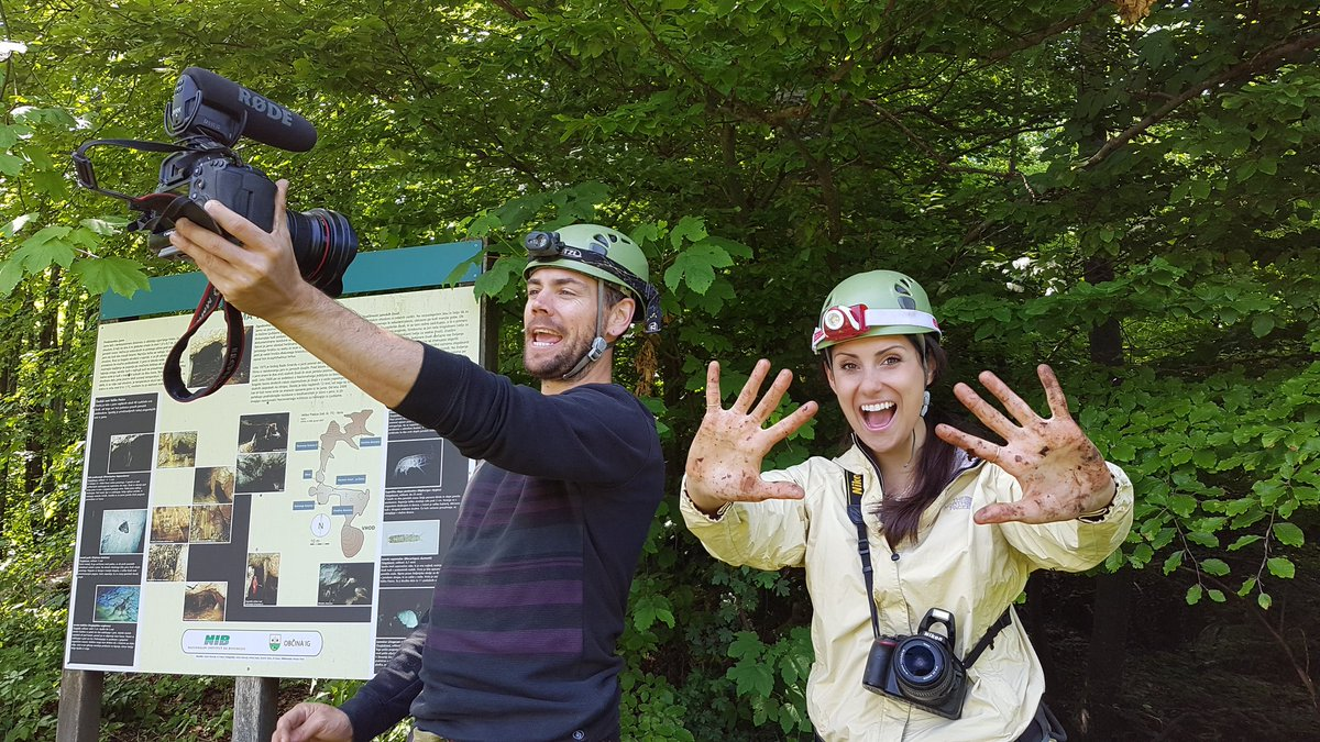 Thumbnail for The adventures of Traveldudes in Ljubljana and Central Slovenia