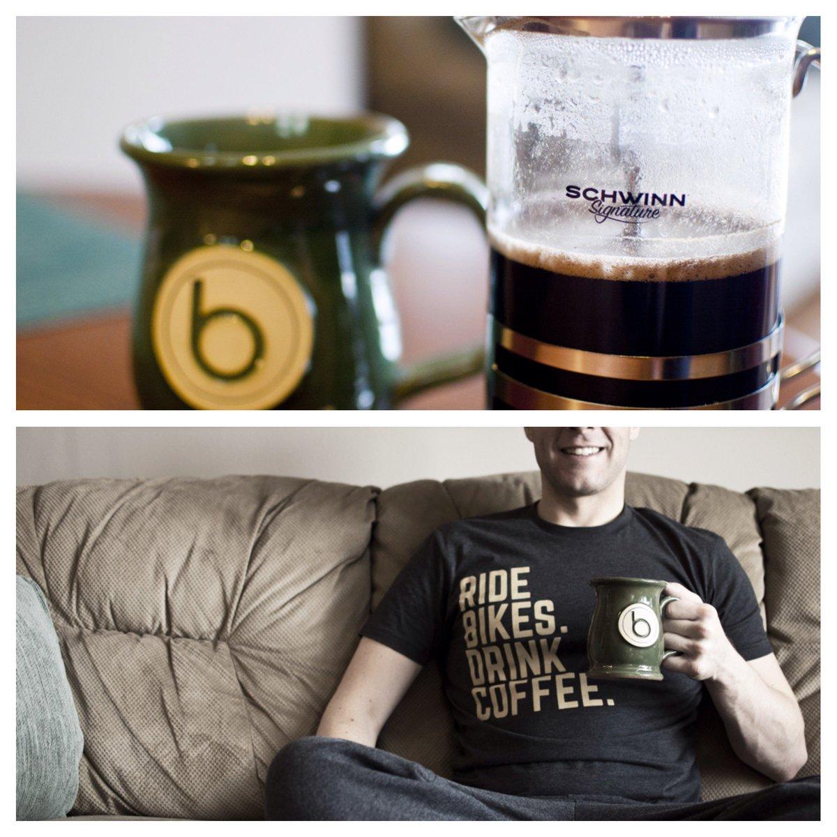 Love Schwinn? Love Coffee? Follow us to enter to win this Schwinn coffee press and Schwinn T-shirt.  Ends June 1st. https://t.co/Ewhjs3XM4b