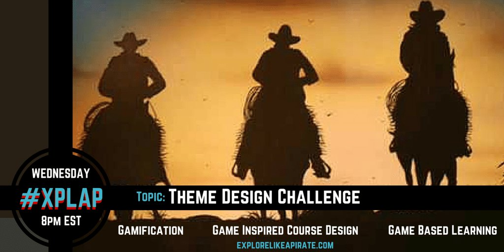 So excited for tonight's Theme Design Challenge!  First question coming in just a few minutes!  #XPLAP https://t.co/TxudaxrWMd